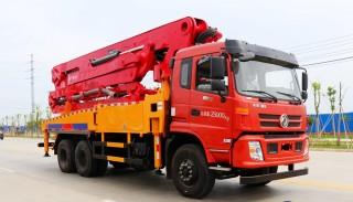 冬季混凝土泵车施工前正确预热方法